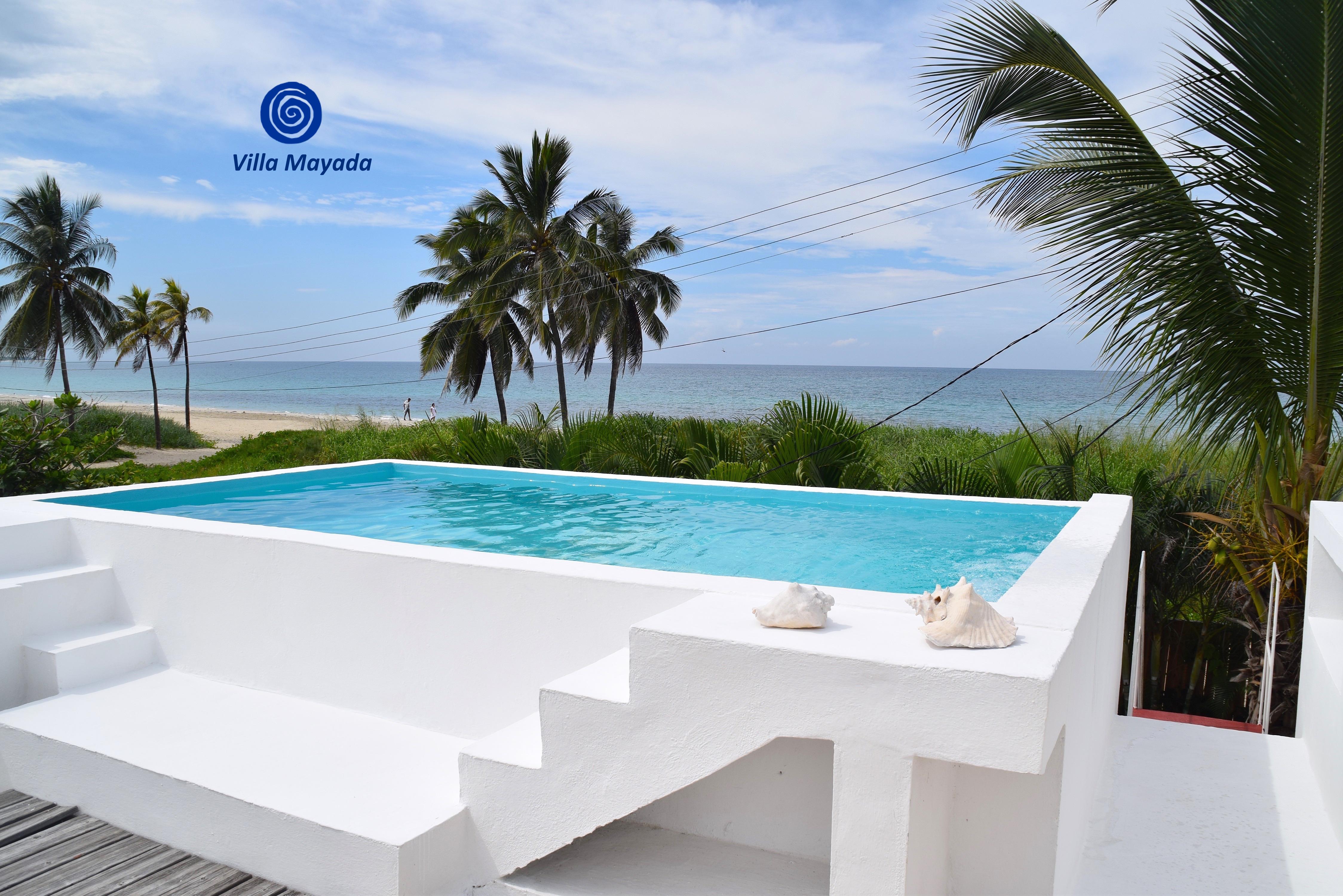 Villa Mayada Direct At The Beach In Havana Mayada Living